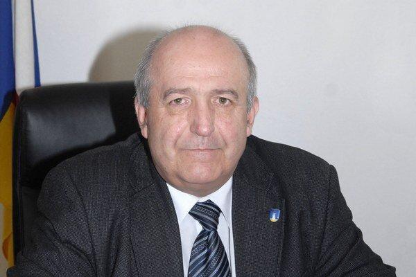Starosta Emil Petrvalský.