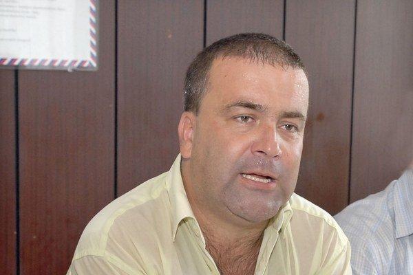 Starosta Marián Gaj. S poslancami sa pre odmeny sporí už 3. rok a dal aj podnet na prokuratúru.