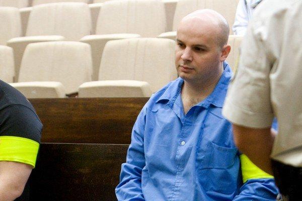 Branislav Adamčo. Jeden z obžalovaných.