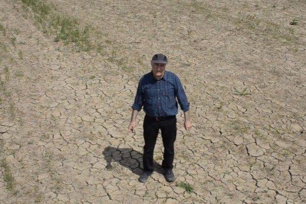 Vaľo. Košičan ocenený Environ Oscarom tvrdí, že vysychanie pôdy nezavinili klimatické zmeny, ale človek.