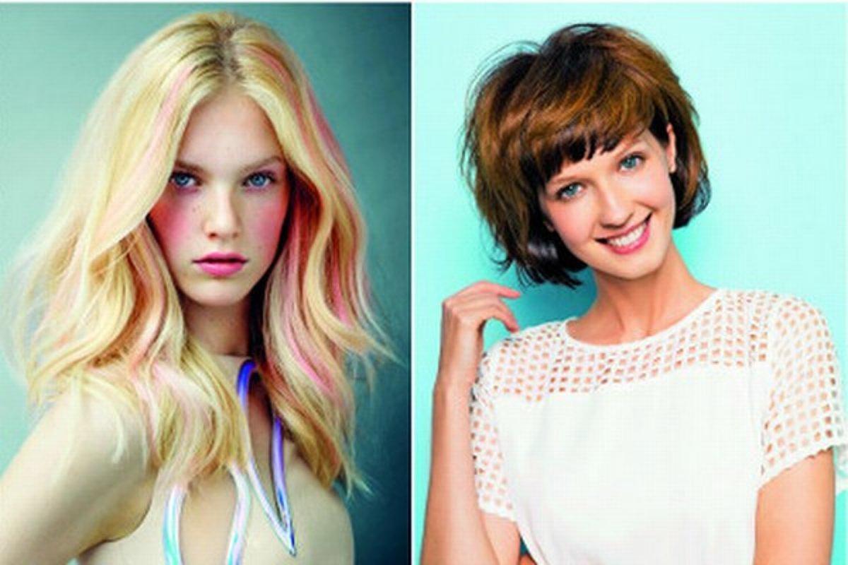 Účesy na jar a leto 2015  Upravte si vlasy podľa nových trendov ... 4fea0bef91e