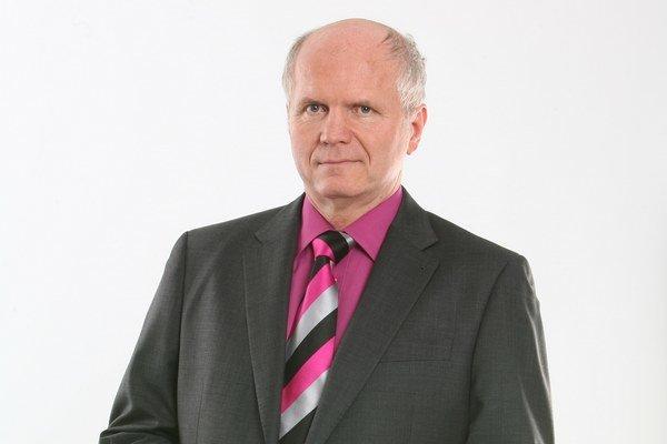 Meteorológ Peter Jurčovič.