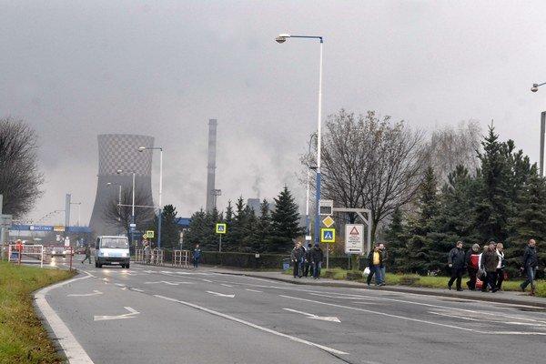 U. S. Steel. Akcionári železiarní chcú od štátu kvôli poplatkom vysúdiť takmer 257,5 milióna.