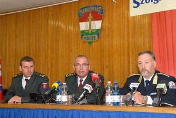 Predstavitelia polície Bukuš a Vereckei. Zhodli sa, že išlo o skôr o emotívnu vraždu.