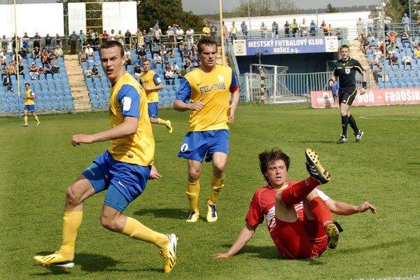 Posledný test. Košičania sa chystajú na prvého ligového súpera – Zlaté Moravce.
