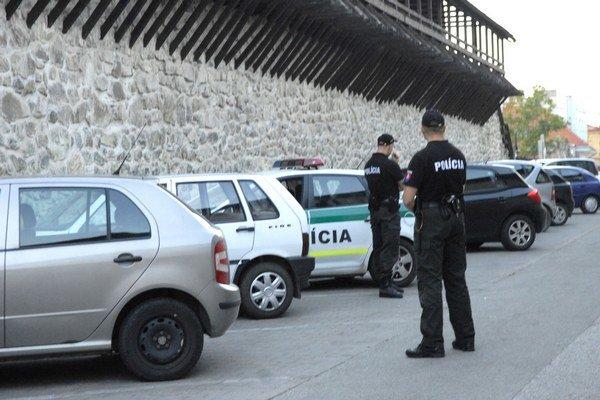 Vykrádačky. Policajti majú oči na stopkách, ale nemôžu byť všade.
