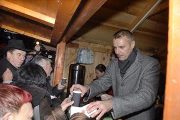 Primátorský punč išiel na dračku, Košičania pokorili minuloročný rekord.