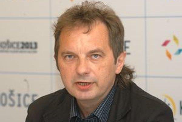 Šéf EHMK Ján Sudzina.