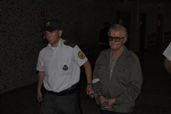 Dôchodca Vincent Š. Zabil svoju manželku.