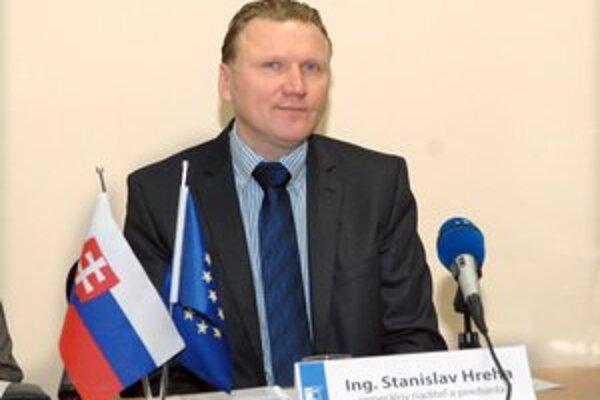 Stanislav Hreha. V okolí Košíc vodárne plánujú miliónové investície.