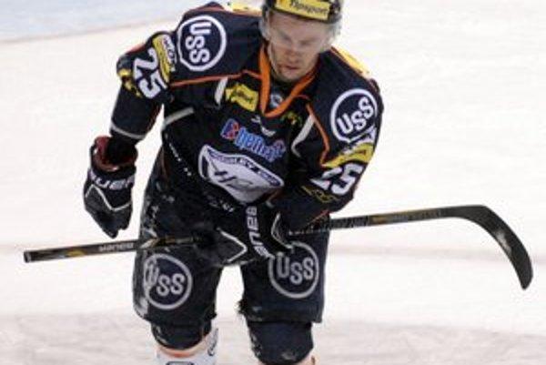 Richard Jenčík nazbieral už 78 kanadských bodov.