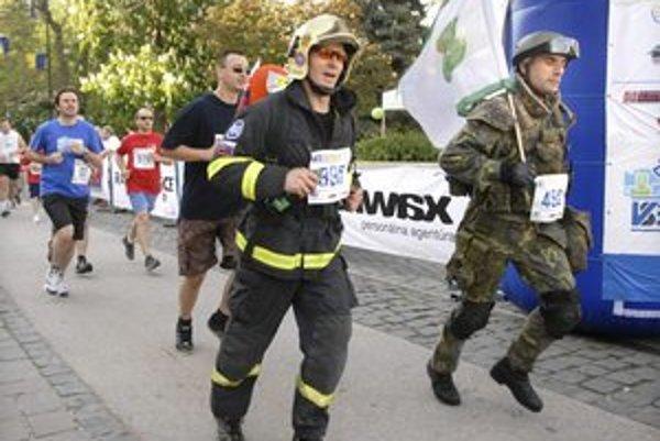 VSE City Run je pre všetkých, a v ľubovoľnom výstroji...