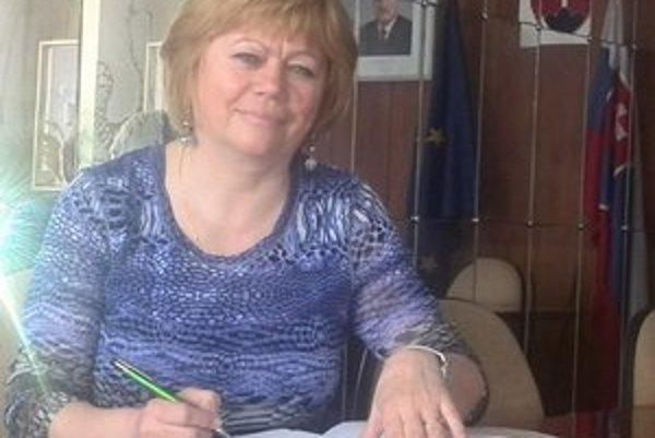 Alena Vaisová. Šéfka živnostenského odboru na košickom obvodnom úrade.