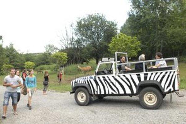 Košická zoo chce otvoriť svoje brány aj nevidiacim.