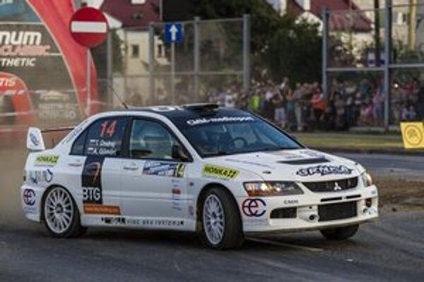 Tomáš Ondrej. Na ostatnej súťaži v Poľsku skončil v triede zhodne dvakrát na druhom mieste.