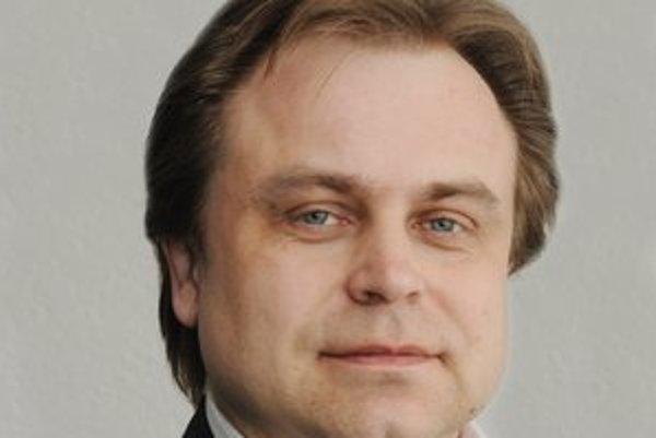 Juraj Mondík. Nový prezident HC Košice.