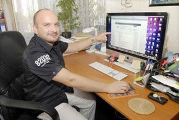 Ivo Petráš. Docentom sa stal neobvykle rýchlo – už v tridsiatke.