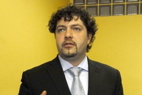 Zástupca Milan Bereš.