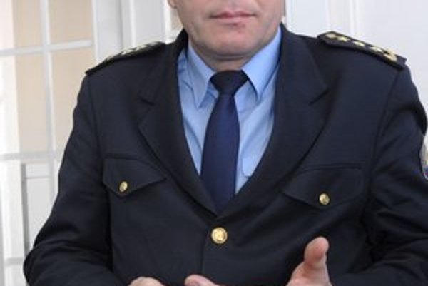 Jozef Fedorčák. Podľa hasičského šéfa je výhodné mať vlastnú liaheň nasledovníkov.