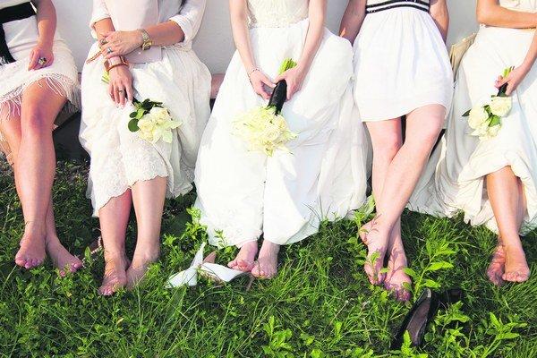 So svadbami sa spája celý biznis.