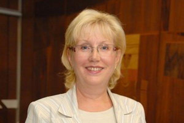 Margita Adamčíková. Mestská poslankyňa za Smer ide do služieb štátu.