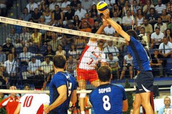 Vlani Slováci Európsku ligu v Košiciach vyhrali.
