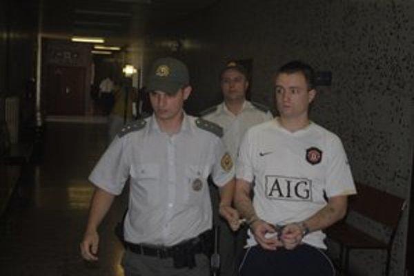 Marcel Dianiš. Za vraždu dostal 15 rokov.