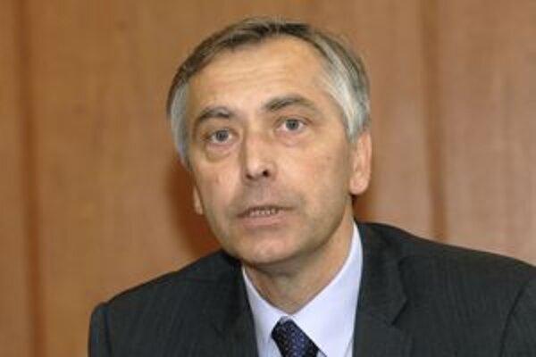 Šéf KDH Ján Figeľ. Zosun Košičanov na kandidátke KDH má podľa neho súvis aj s predchádzajúcimi zlými rozhodnutiami.