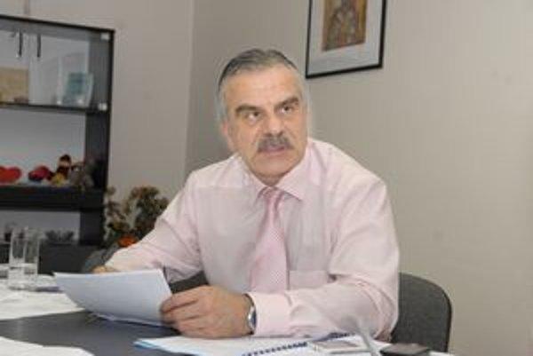 Valko je poverený od februára. Od 15. decembra bude riadnym riaditeľom mestského podniku.