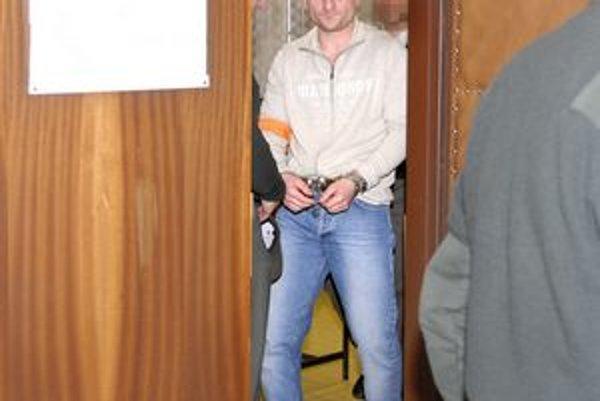 Ján Tatič. Z korunného svedka je obžalovaný z vraždy.