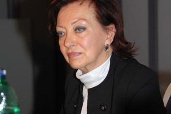 Kornélia Betáková.