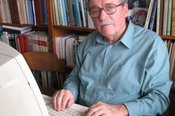 M. Repovský napísal a vydal už 14 kníh.