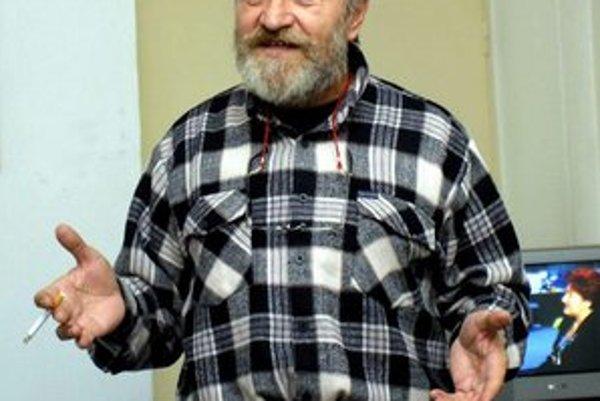 Miro Košický. Ako politicky nepohodlný VŠMU nedokončil, réžii sa venoval celý život.
