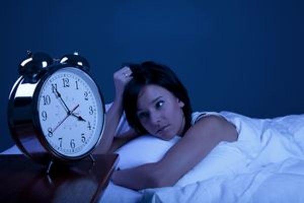 Prebdené noci dokážu skomplikovať život