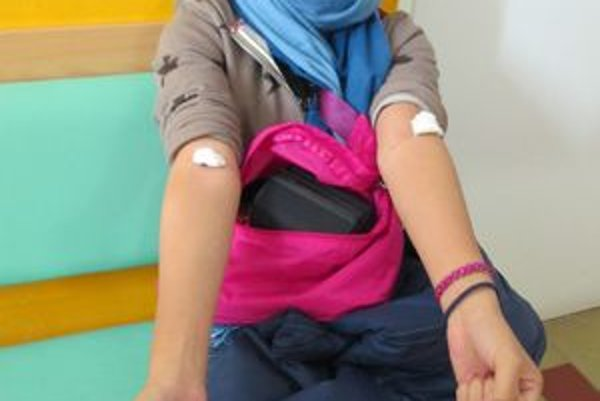 Taiwančanka na Slovensku darovala krv.