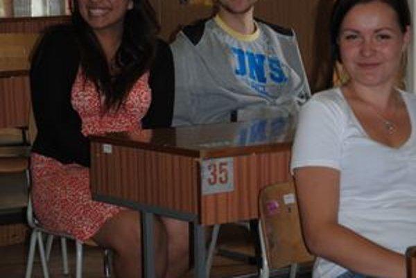 Samare sa na košickom gymnáziu veľmi páčilo.