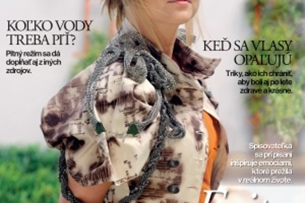 už v piatok 12. 8. v printovej verzii magazínu smeŽeny