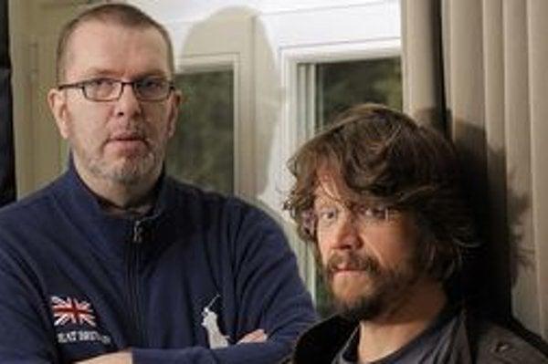 Richard a Dan. Klasici tunajšej hudby.