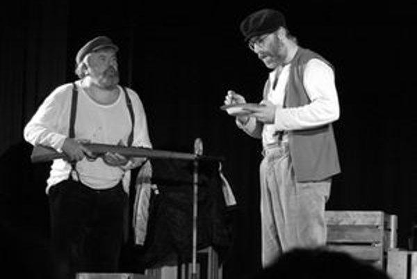 Divadlo Commedie. Ich naštudovanie hry Kapustnica žne veľké úspechy.