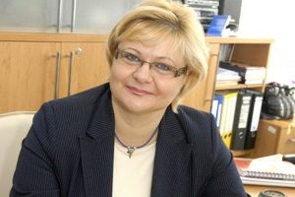 Ekonómka Kijevská (SDKÚ). Podľa nej by bola Blaškovičová v konflikte záujmov. Kultúre vraj rozumie.