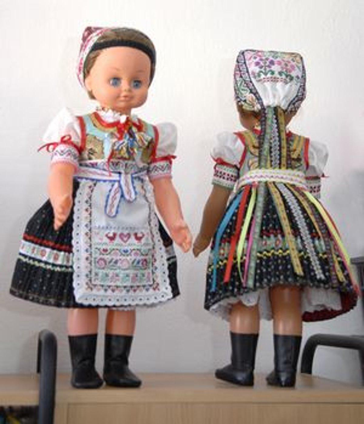 Anna Kolibárová z Myslavy sa snaží zachovať kultúrne dedičstvo ... 9dd587c214