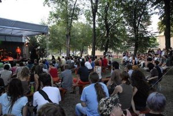 Centrum zábavy počas šampionátu. Do Kulturparku pritiahnu aj desiatky hudobných koncertov.