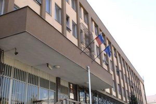 Väznica na Floriánskej. Podľa aktuálneho materiálu ministerstva je naplnená na 145 percent