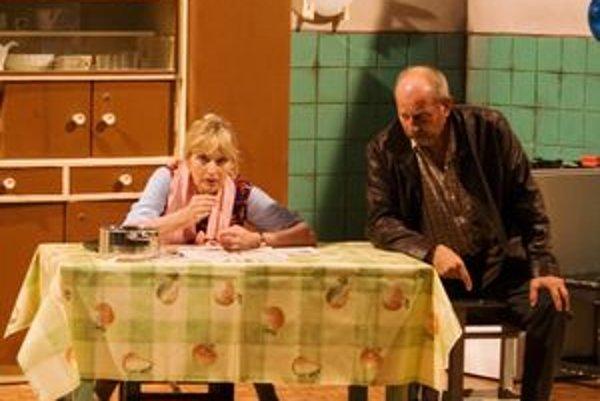 V hlavných úlohách sa predstavia Ivan Krúpa a Beáta Drotárová