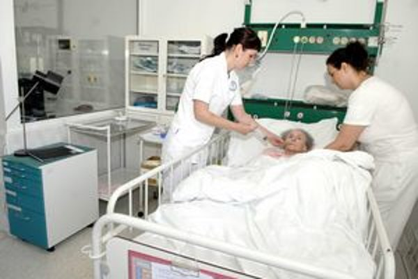 Starostlivosť o pacienta. Bude stáť pobyt v nemocnici viac ako doteraz?