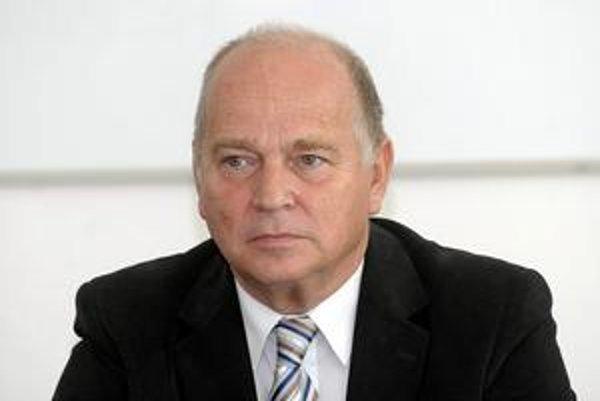 Exstarosta Ján Süli (SDKÚ).
