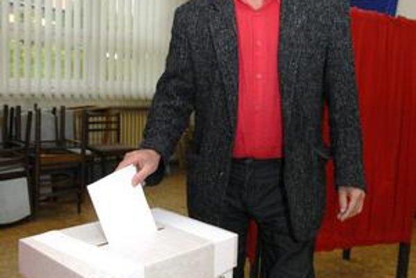 Poslanec NR SR Štefan Tomčo (SaS) predpokladal nízku účasť, referendové nálady Košičanov uhádol skoro na chlp presne.