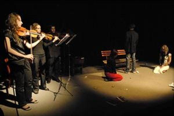 Prepojenie slova a hudby. Koncert Musicus Poesis bol vrcholom Litteriády.