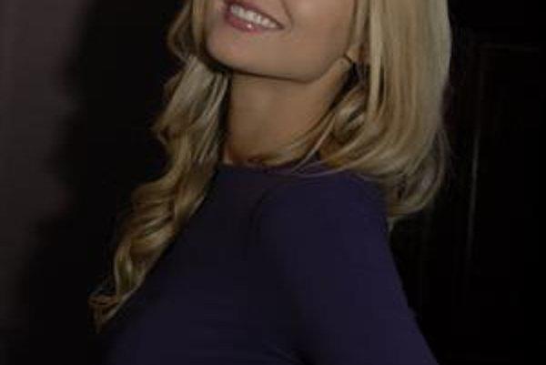 Miss Universe Slovensko 2010 Anna Amenová.