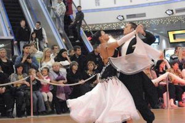 Tanec v atypickom priestore. Druhý ročník podujatia zožal nečakaný úspech.